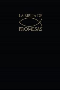 BIBLIA DE PROMESAS / ECONÓMICA / NEGRA -