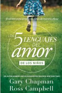 Cinco Lenguajes del amor - para ninos REV -  - Chapman, Gary