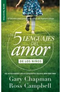 Cinco lenguajes del amor niños -  - Chapman, Gary Dr.