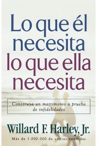 Lo Que El Necesita, Lo Que Ella Necesita: Construye un matrimonio a prueba de infidelidades -  - Willard F. Harley, Jr.