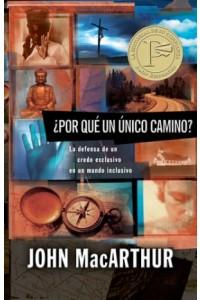 ¿Por Qué Un Unico Camino? - Bolsillo - 9780825405082 - MacArthur, John