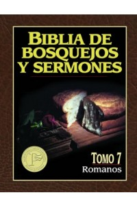 Biblia de Bosquejos y Sermones: Romanos