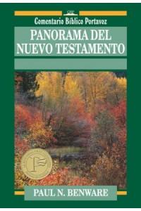 Panorama del Nuevo Testamento - 9780825410611 - Benware, Paul