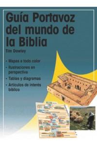 Guia Portavoz del Mundo de la Biblia -  - Dowley, Tim