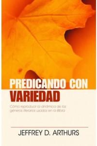 Predicando con Variedad -  - Arthurs, Jeffrey