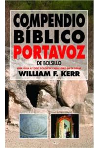 Compendio Bíblico Portavoz de Bolsillo -  - Kerr, William F.