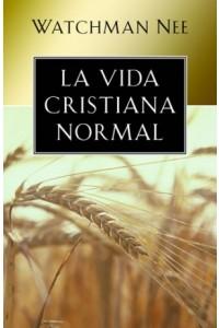 Vida cristiana Normal