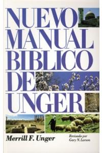 Nuevo Manual Bíblico de Unger - Tapa Dura -  - Unger, Merrill