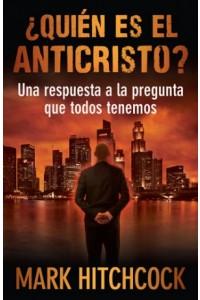 Quién es el Anticristo -  - Hitchcock, Mark