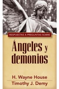 Respuestas a Preguntas Sobre Angeles y Demonios - Bolsillo -  - House, H. Wayne