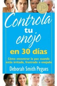Controla tu Enojo en 30 días - Bolsillo -  - Pegues, Deborah Smith