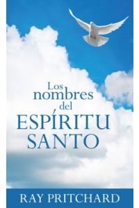 Nombres del Espíritu Santo - Bolsillo -  - Pritchard, Ray