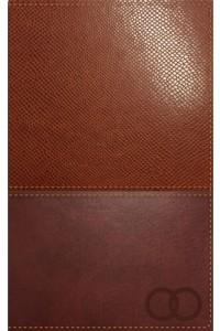 Biblia Devocional los Lenguajes del Amor RVR60 - duotono café -  - Chapman, Gary