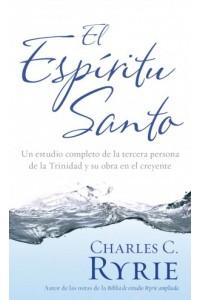 Espíritu Santo - Bolsillo -  - Ryrie, Charles