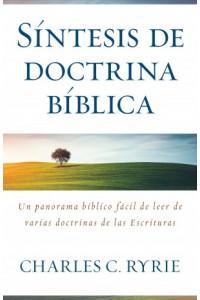 Síntesis de Doctrina Bíblica -  - Ryrie, Charles