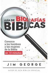 Guía de Biografías Bíblicas -  - George, Jim
