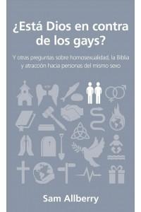 ¿Está Dios en contra de los gays?  -  - Allberry, Sam