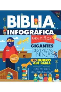 Biblia infográfica - 9780825459122