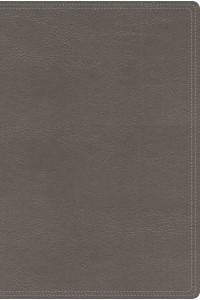 Biblia Mi Legado NBLA , Leathersoft, Gris, Una Columna, Interior a dos colores -  - Vida,