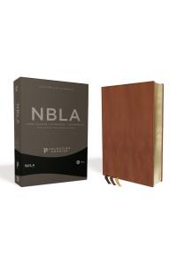 Biblia Ultrafina NBLA , Colección Premier, Caramelo -  - Vida,