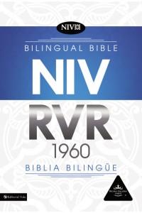 Biblia Bilingüe RVR 1960/NIV Tapa Rústica -  - Zondervan,