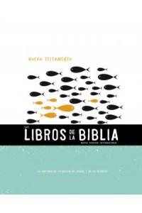 The Books of the Bible: NVI, Los Libros de la Biblia: El Nuevo Testamento, Rústica -  - Nueva Versión Internacional,