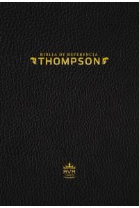 Biblia de Referencia RVR60 Thompson, Imitación Piel -  - RVR 1960- Reina Valera 1960,