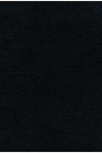 Biblia de Estudio Gracia y Verdad NBLA , Piel Fabricada, Negro, Interior a dos colores -  - Mohler, Jr., R. Albert