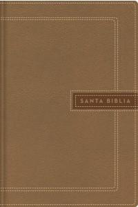Biblia del Ministro, Leathersoft, Beige NBLA -  - Vida