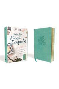 Biblia de la Mamá Ocupada NVI, Leathersoft, Truquesa, Edición Letra Roja -  - Vida,