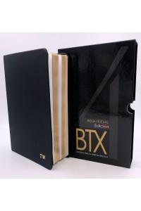 Biblia Textual Edición de Lujo Piel Negro (IVª edición) -