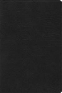Biblia de Estudio Arcoiris RVR 1960 negro símil piel -