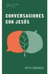 Conversaciones con Jesus -  - Sánchez, Otto
