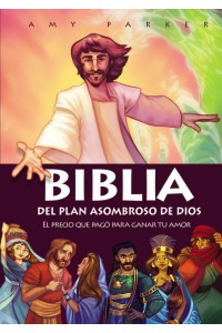 Biblia del plan asombroso de Dios -  - Parker, Amy