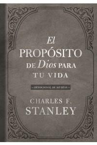 El propósito de Dios para tu vida -  - Stanley , Charles F.