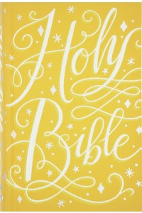 ICB Golden Princess Sparkle Bible -