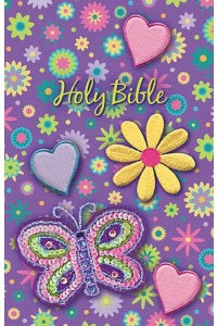 NKJV Shiny Sequin Bible -