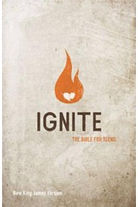 NKJV Ignite Bible for Teens HC -
