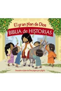 Biblia de historias del gran plan de Dios: La revelación del plan de Dios -  - Fodor, Cecile Olesen