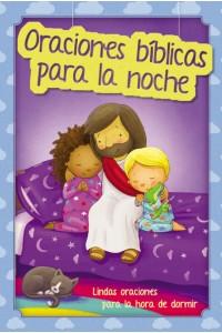 Oraciones bíblicas para la noche: Lindas oraciones para la hora de dormir -  - Pedersen, Karoline Pahus