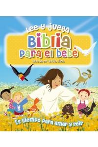 Lee y juega: Biblia para el bebé -  - Stancliff, David