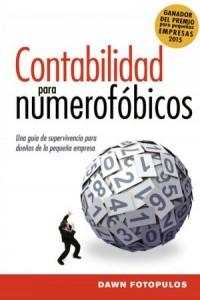 Contabilidad para numerofóbicos -  - Fotopulos, Dawn