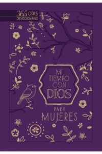 Mi tiempo con Dios para mujeres -