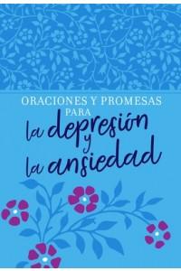Oraciones Y Promesas Para La Depresión Y La Ansiedad -