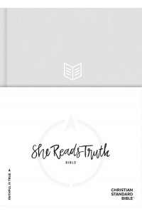CSB She Reads Truth Bible, Hardcover -