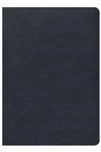 CSB She Reads Truth Bible, Navy LeatherTouch Imitation Leather -