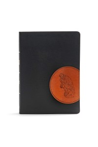 CSB Apologetics Study Bible for Students, Black/Tan LeatherTouch -