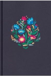 RVR 1960 Biblia Letra Súper Gigante bordado sobre tela con índice -