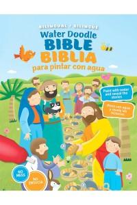 Water Doodle Bible / Biblia para pintar con agua (bilingual) -  - Tyndale House Publishers, Inc.