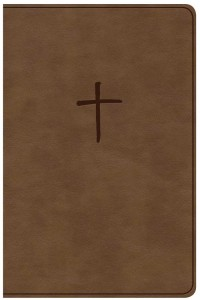 NKJV Compact Bible, Value Edition Brown Leathertouch -